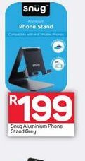 Snug Phone Stand offers at R 199