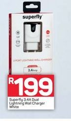 Superfly Charger offers at R 199