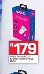 Loopd Charger offers at R 179