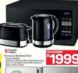 Russell Hobbs Microwave Oven  offers at R 1999