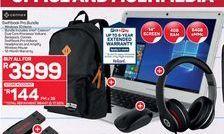 Connex Swiftbook Pro Bundle offers at R 3999