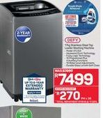 Defy washing machine  offers at R 7499