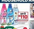 Comfort Fabric Conditioner 3 offers at R 110