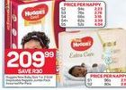 Huggies Disposable Nappies offers at R 209,99