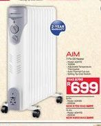 AIM heater  offers at R 699