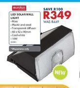Led solarwall light offers at R 349