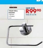 Toilets roll holder offers at R 99,9