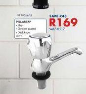 Pillartap offers at R 169