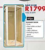 Shower door offers at R 1799