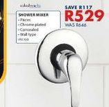 Shower mixer offers at R 529