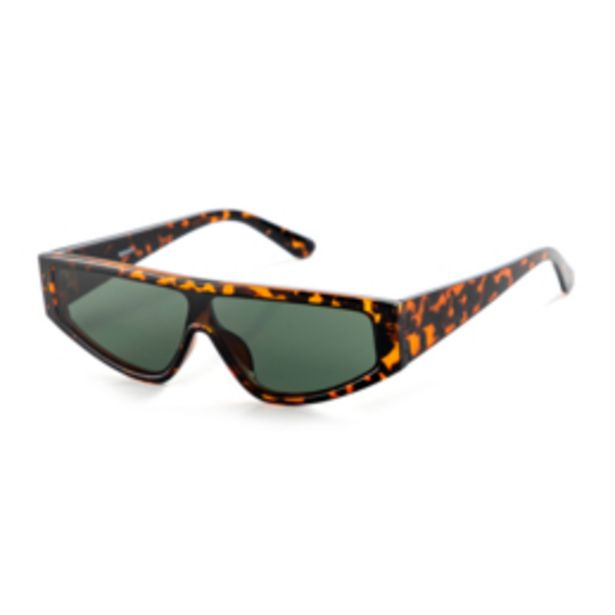 Mkm Demi Chuncky Sporty Rect Sunglasses Blue offers at R 120