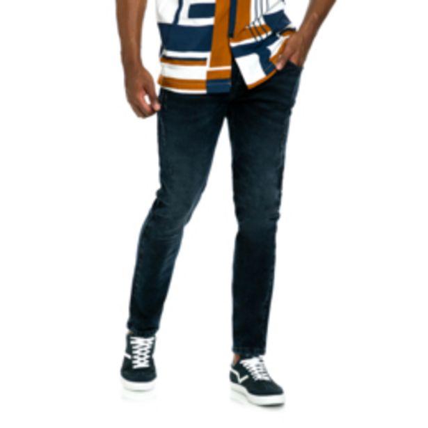 RJ Skinny Leg Blue Black Jean offers at R 650