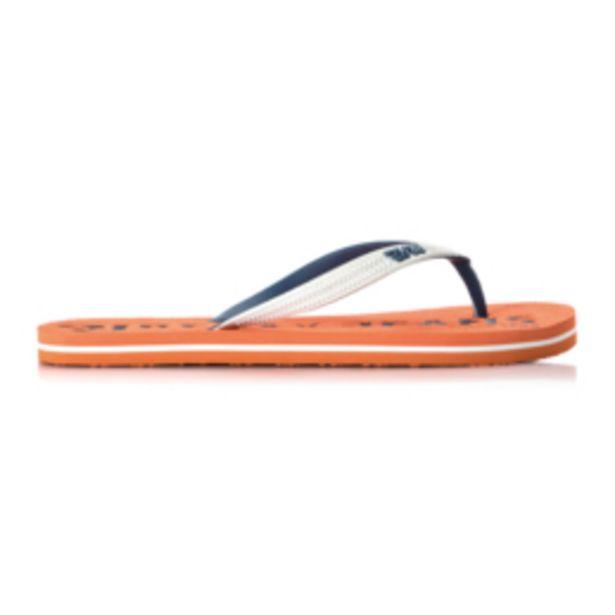 Rj 1986 Flip Flop Orange/Navy offers at R 99,99