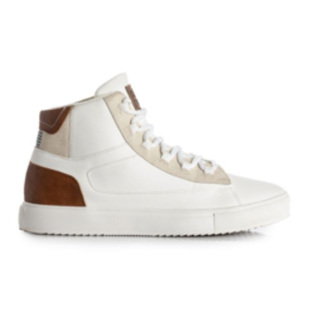 Mkm Check Counter Hi Top White offers at R 599