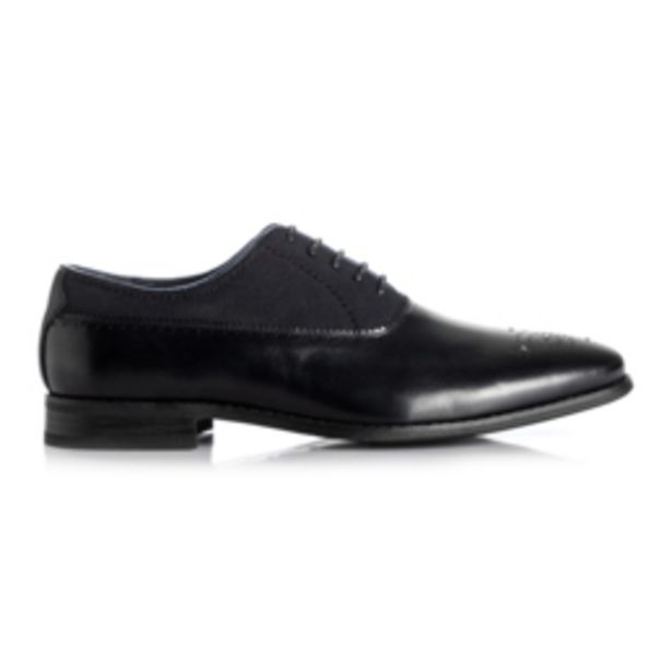 Mkm Canvas Interest Derby Black offers at R 650