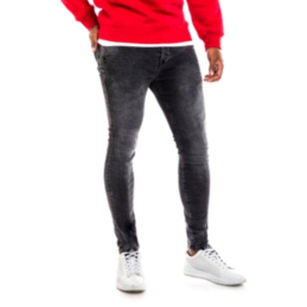 RJ Sustainable Super Skinny Jeans Grey offers at R 499