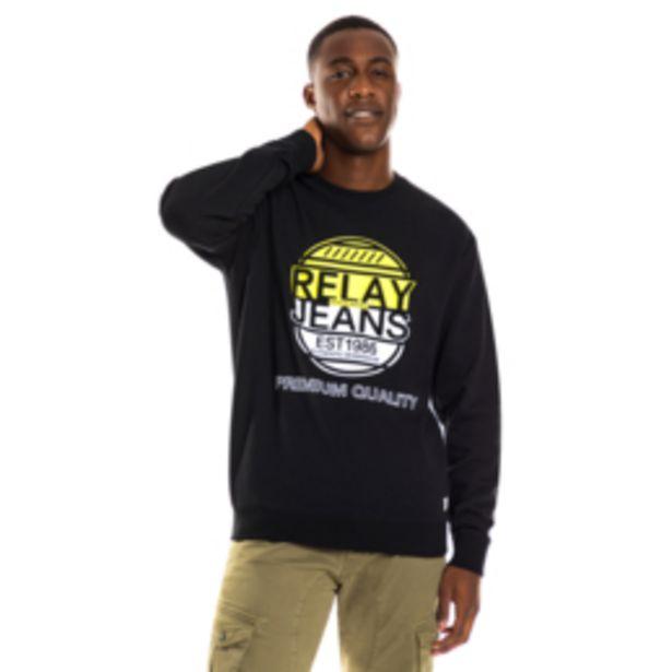 RJ Modern Sweater Black offers at R 299