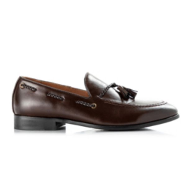 Rope Tassle Detailed Loafer Brown offers at R 650
