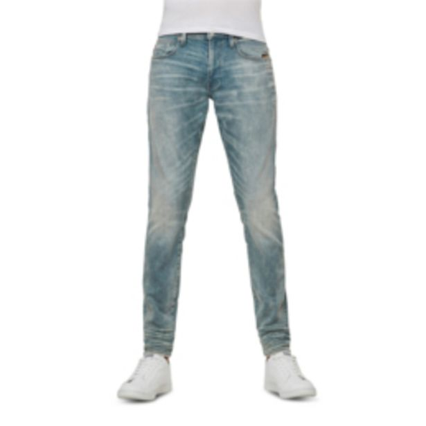 G-Star Lancet Skinny Elto Chrome Sun Faded Blue Jeans offers at R 2499