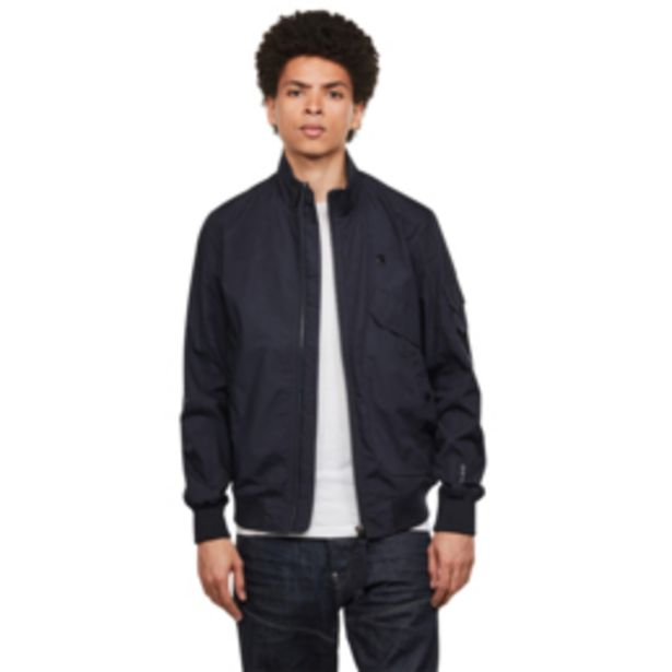 G-Star Haworx Bomber Jacket Navy offers at R 2799