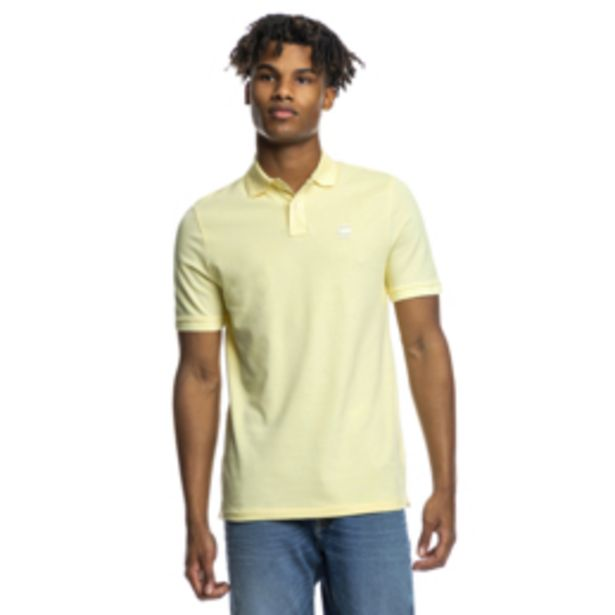 G-star Daefon Polo Light Canary Yellow offers at R 899