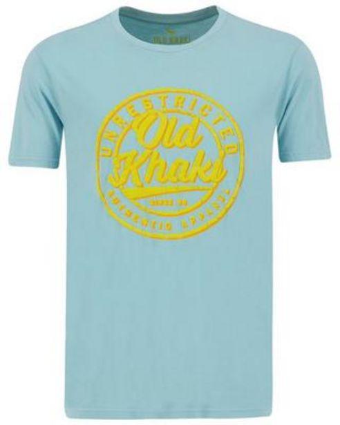 Old Khaki Men's Darren T-Shirt offers at R 250