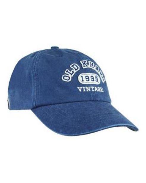 Old Khaki Men's Gavin Branded Peak Cap offers at R 199