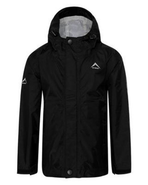 K-Way Youth '19 Harley 2.5L Tech Shell Jacket  offers at R 699