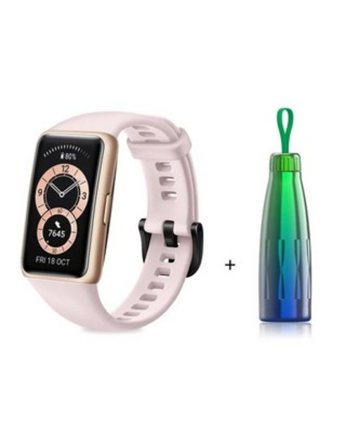 Huawei Band 6 Activity Tracker with Thermos offers at R 1699