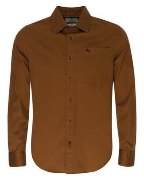 Old Khaki Men's Milano Slim Fit Shirt  offers at R 350