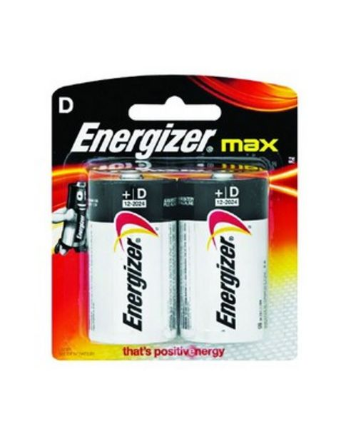 Energizer 2D Batteries offers at R 99