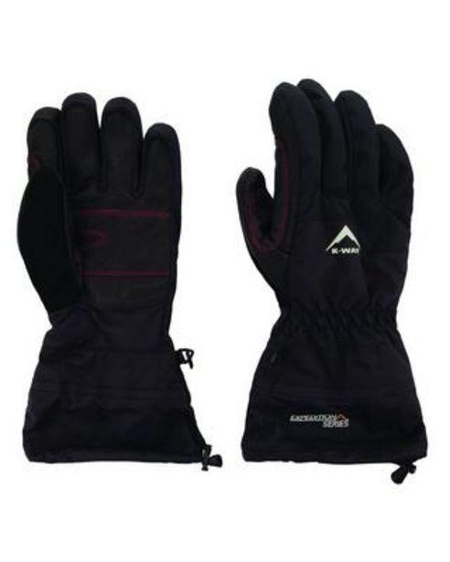 K-Way Expedition Series Ultar Sar Alpine Glove offers at R 550