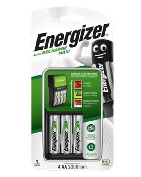 Energizer Maxi Charger offers at R 399