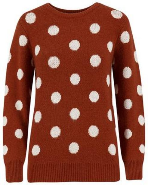 Old Khaki Women's Cady Spot Pullover offers at R 559,2