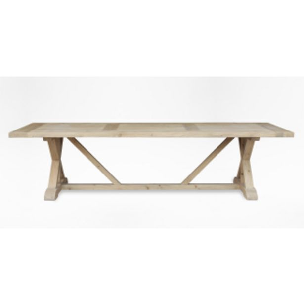 Zoe Dining Table 2.4m offers at R 17999