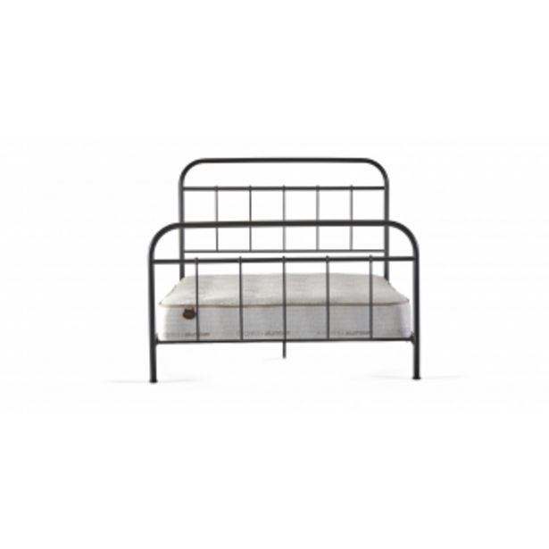Nina Metal Queen Bed XL offers at R 6999