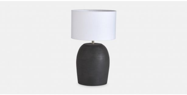 Tessa Table Lamp (Charcoal) offers at R 899