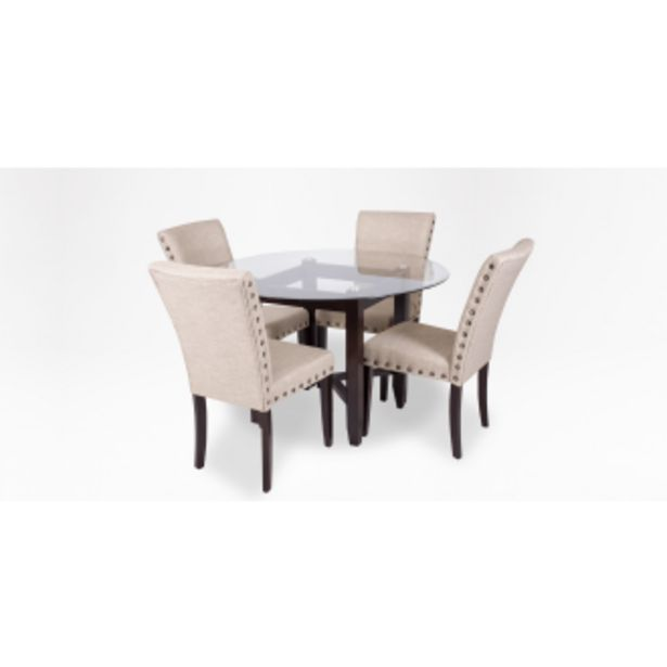Rachel Dining Table & Chairs offers at R 7499