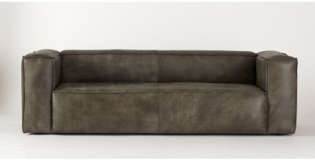 Serengeti Leather 4 Seater Couch offers at R 18999