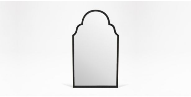 Charlotte Mirror (Black) offers at R 2699