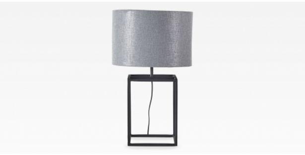 Capri Table Lamp (Grey) offers at R 1124