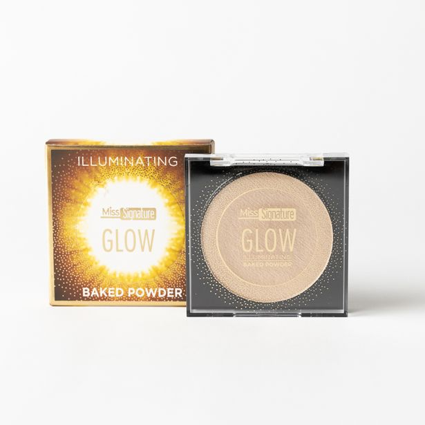 Glow Illuminating Baked Powder offers at R 35