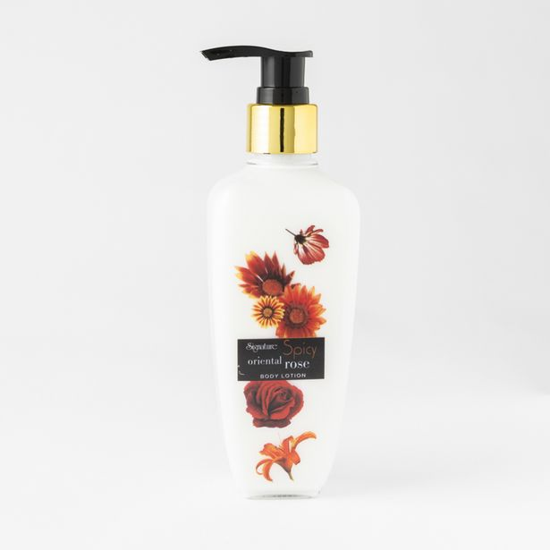 Oriental Spicy Rose Body Lotion offers at R 30