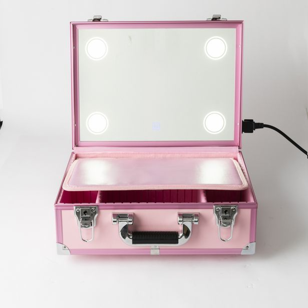 Mini Makeover Box with LED Light offers at R 3600