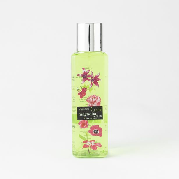 Calm Magnolia Gardens Body Splash offers at R 35