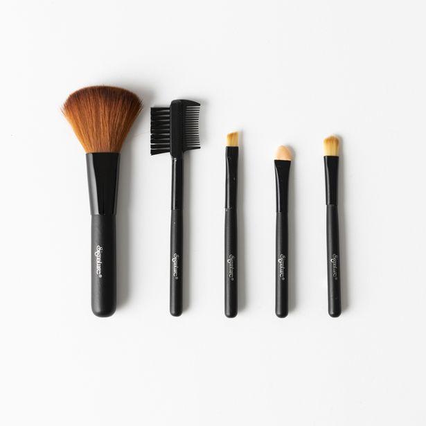 Mini 5 Piece Brush Set offers at R 40