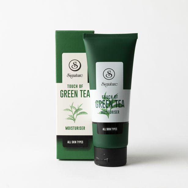 Touch of Green Tea Moisturiser offers at R 63