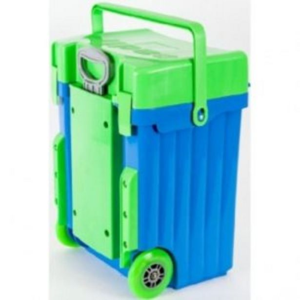 Cadii School Bag Blue and Green offers at R 1599