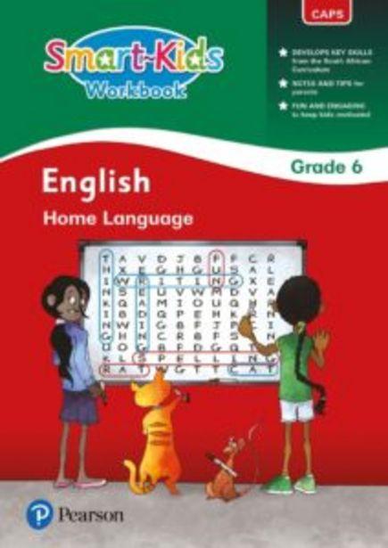 Smart-Kids English Home Language Grade 6: Grade 6:Smart-Kids offers at R 130