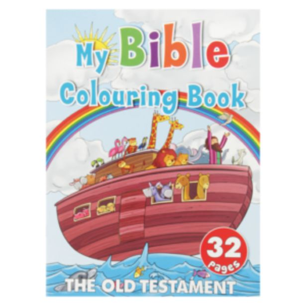 My Bible Colouring Book The Old Testament 32 Page offers at R 19